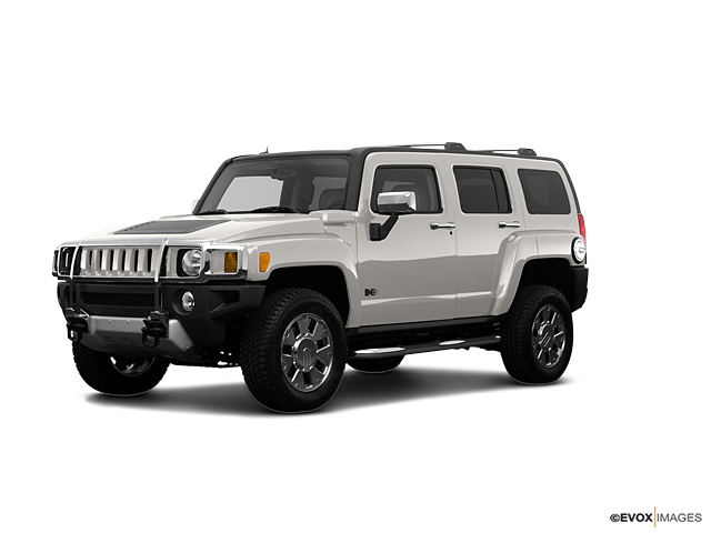 2008 HUMMER H3 Vehicle Photo in Colorado Springs, CO 80920