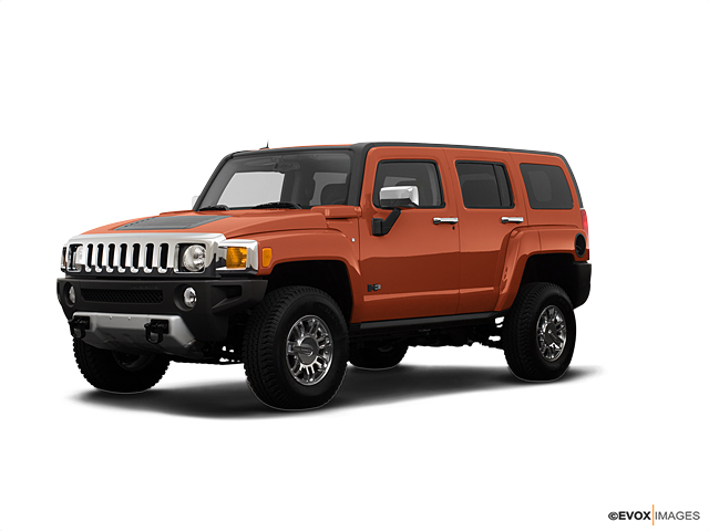 2008 HUMMER H3 Vehicle Photo in Rock Hill, SC 29731