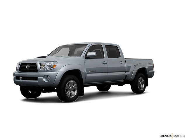 2008 Toyota Tacoma Vehicle Photo in Honolulu, HI 96819