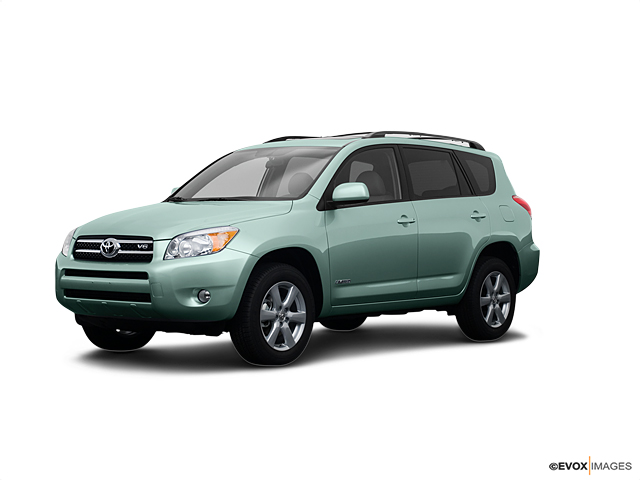 2008 Toyota RAV4 Vehicle Photo in Midlothian, VA 23112