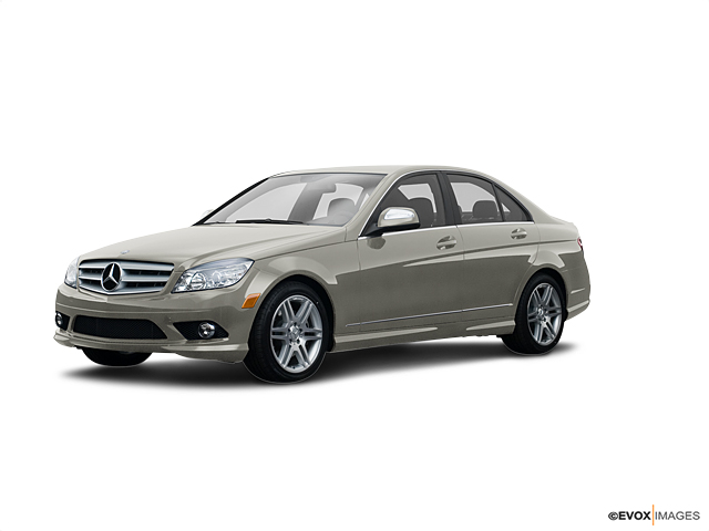 2008 Mercedes-Benz C-Class Vehicle Photo in Duluth, GA 30096