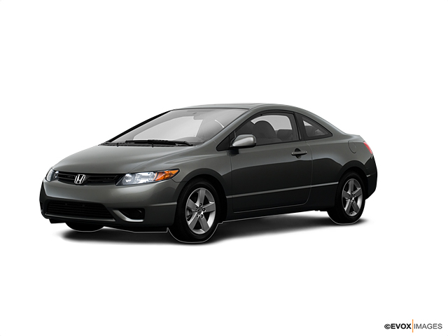2008 Honda Civic Coupe Vehicle Photo in Quakertown, PA 18951