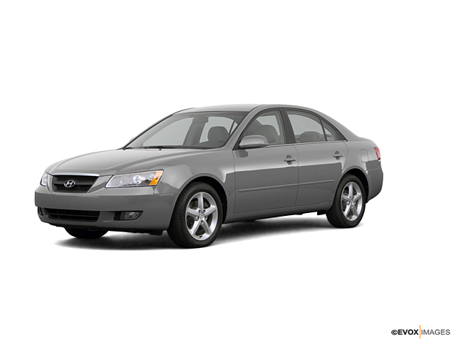 2008 Hyundai Sonata Vehicle Photo in Spokane, WA 99207