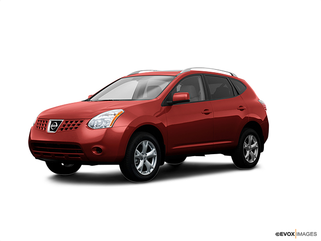 2008 Nissan Rogue Vehicle Photo in Rockville, MD 20852