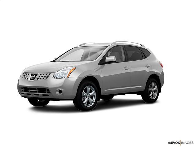 2008 Nissan Rogue Vehicle Photo in Owensboro, KY 42303