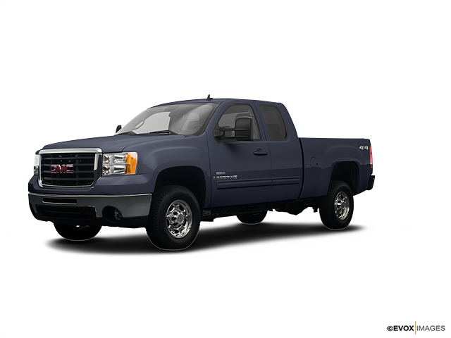 2008 GMC Sierra 2500HD Vehicle Photo in Vincennes, IN 47591