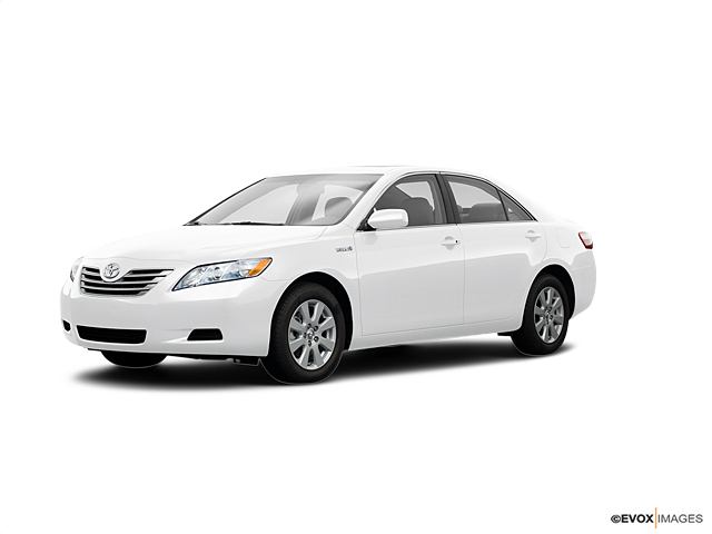 2008 Toyota Camry Hybrid Vehicle Photo in Janesville, WI 53545