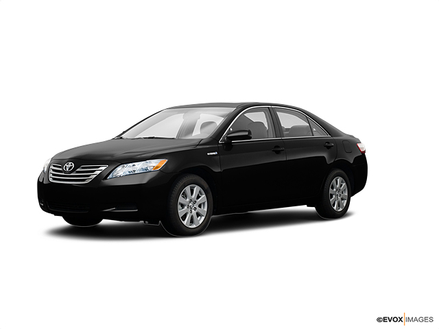 2008 Toyota Camry Hybrid Vehicle Photo In Brooklyn Center Mn 55429