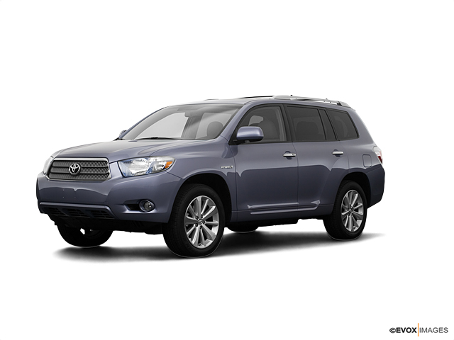 2008 Toyota Highlander Hybrid Vehicle Photo in Woodbridge, VA 22191