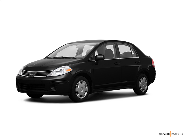 2008 Nissan Versa Vehicle Photo in Akron, OH 44320