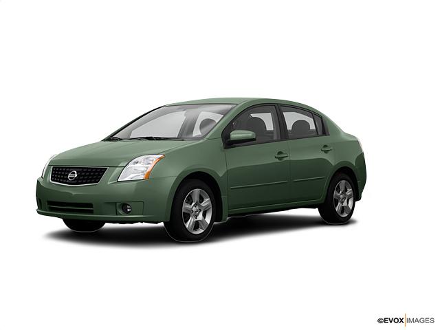 2008 Nissan Sentra Vehicle Photo in Colma, CA 94014