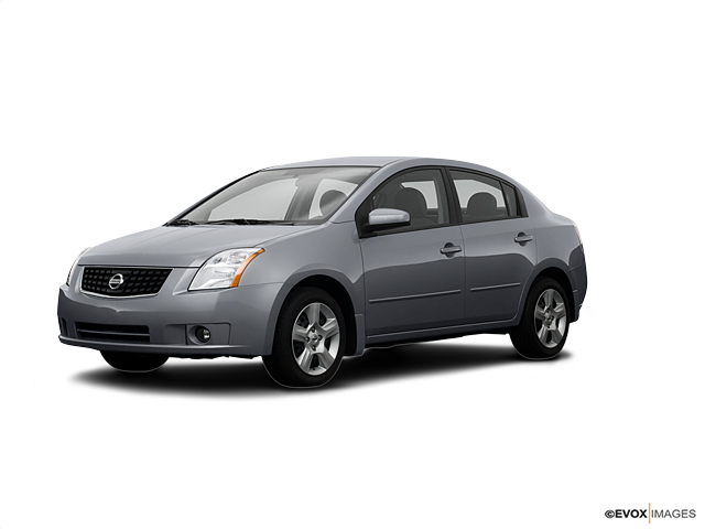 2008 Nissan Sentra Vehicle Photo in Kernersville, NC 27284