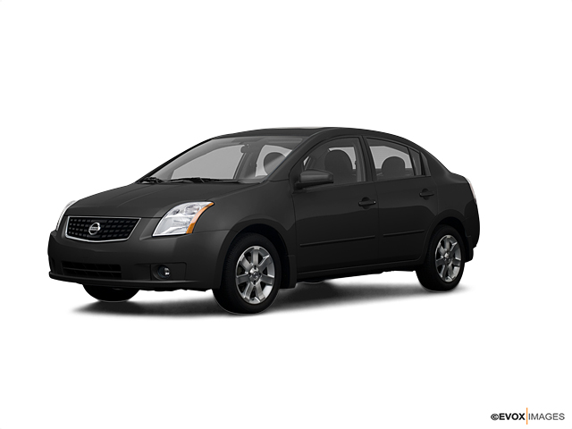 2008 Nissan Sentra Vehicle Photo in Houston, TX 77090