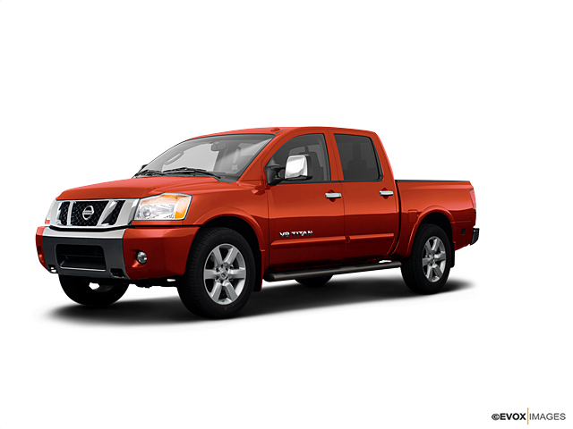 2008 Nissan Titan (2008.5) Vehicle Photo in Winnsboro, SC 29180