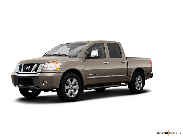 2008 Nissan Titan (2008.5) Vehicle Photo in Broussard, LA 70518