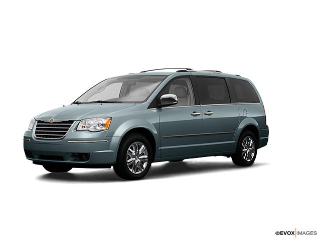 2008 Chrysler Town & Country Vehicle Photo in Akron, OH 44312
