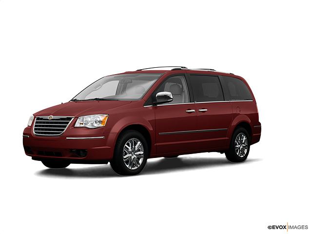 2008 Chrysler Town & Country Vehicle Photo in Danville, KY 40422