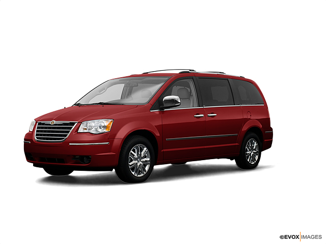 2008 Chrysler Town & Country Vehicle Photo in Pittsburgh, PA 15226
