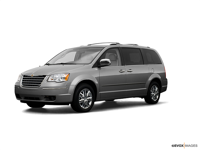 2008 Chrysler Town & Country Vehicle Photo in Vincennes, IN 47591