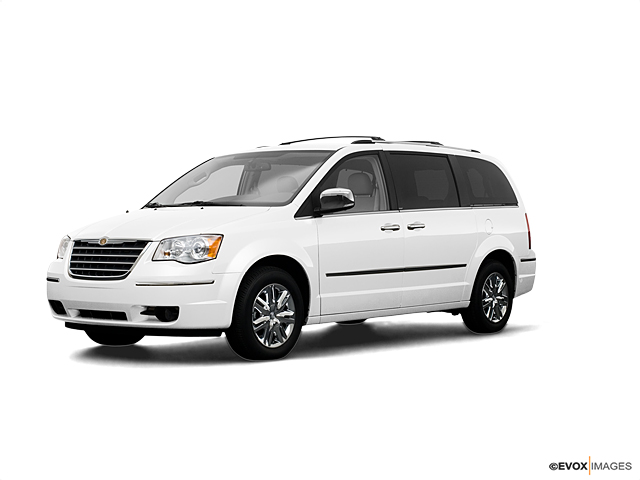 2008 Chrysler Town & Country Vehicle Photo in Owensboro, KY 42303