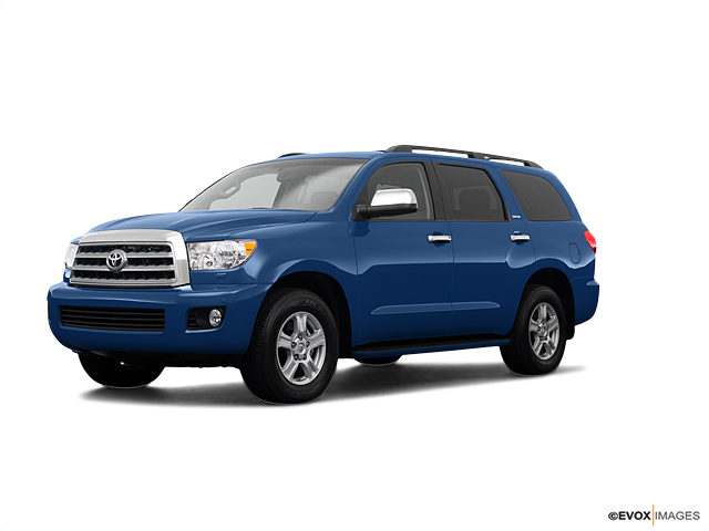 2008 Toyota Sequoia Vehicle Photo in Lafayette, LA 70503