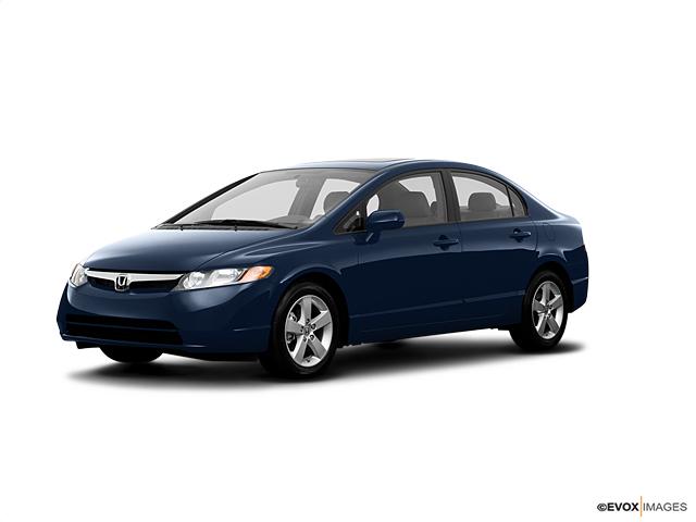2008 Honda Civic Sedan Vehicle Photo in Atlanta, GA 30350