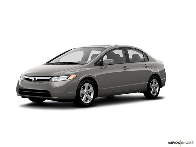 2008 Honda Civic Sedan Vehicle Photo in Twin Falls, ID 83301