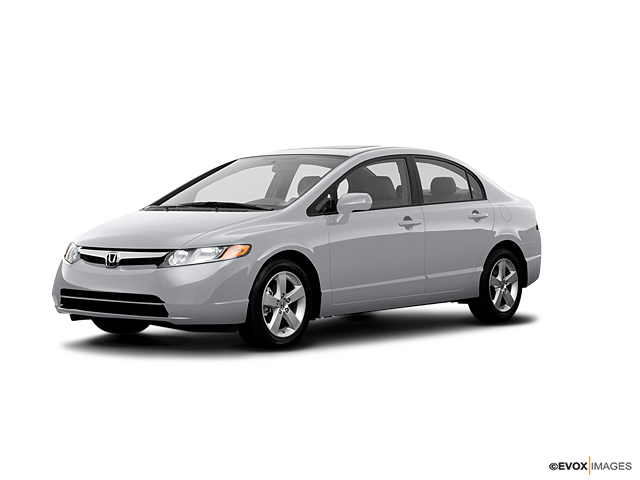 2008 Honda Civic Sedan Vehicle Photo In Tacoma Wa 98409