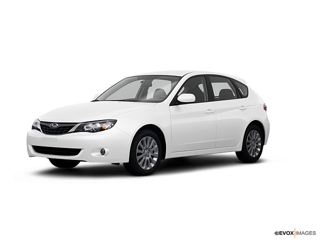 2008 Subaru Impreza Vehicle Photo in Pleasanton, CA 94588