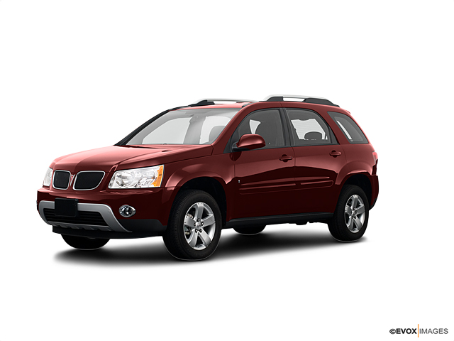 2008 Pontiac Torrent Vehicle Photo in Menomonie, WI 54751