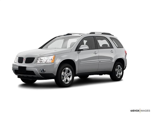 2008 Pontiac Torrent Vehicle Photo in Akron, OH 44320