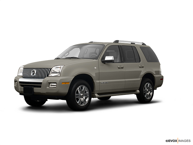 2008 Mercury Mountaineer Vehicle Photo in Boonville, IN 47601