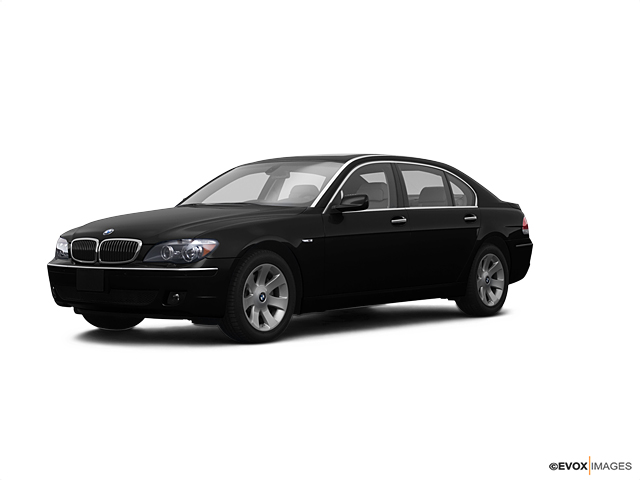 2008 BMW 750Li Vehicle Photo in Spokane, WA 99207