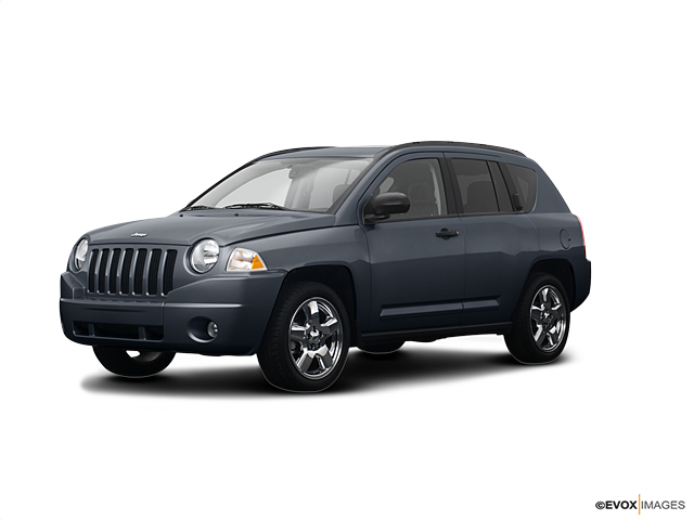 2008 Jeep Compass Vehicle Photo in Danville, KY 40422