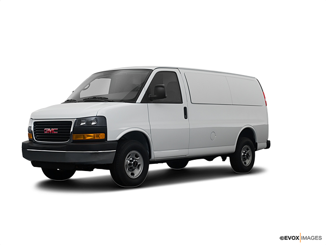2008 GMC Savana Cargo Van Vehicle Photo in Warrensville Heights, OH 44128