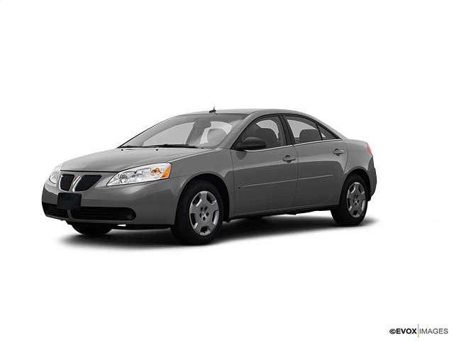 2008 Pontiac G6 Vehicle Photo in Moon Township, PA 15108