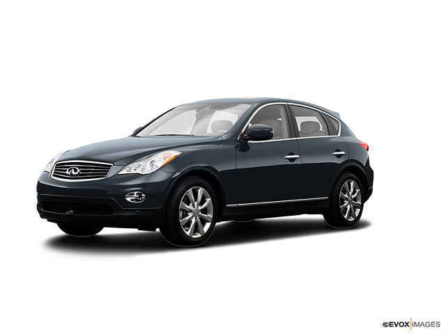 2008 INFINITI EX35 Vehicle Photo in Charlotte, NC 28269