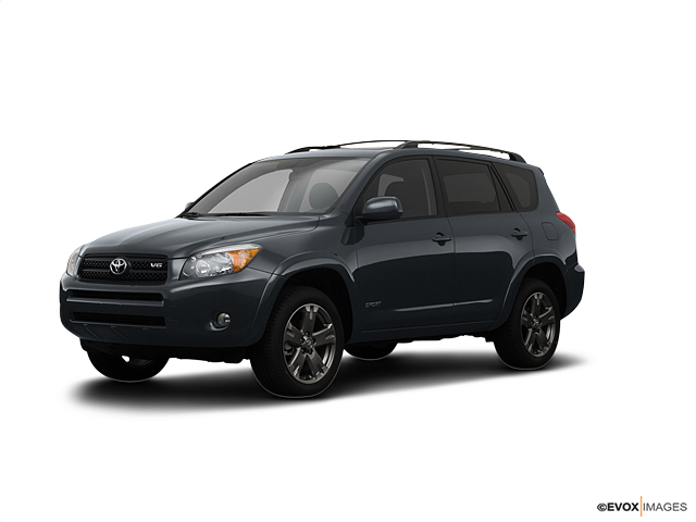 2008 Toyota RAV4 Vehicle Photo in Trevose, PA 19053