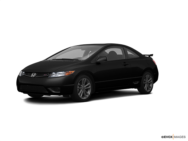 2008 Honda Civic Coupe Vehicle Photo in Annapolis, MD 21401