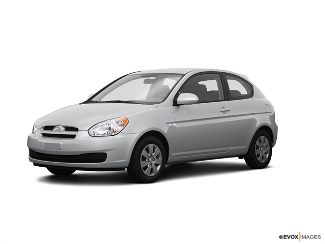 2008 Hyundai Accent Vehicle Photo in Richmond, VA 23231