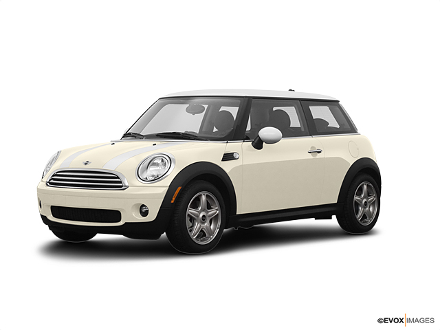 2008 MINI Cooper Hardtop 2 Door Vehicle Photo in Novato, CA 94945