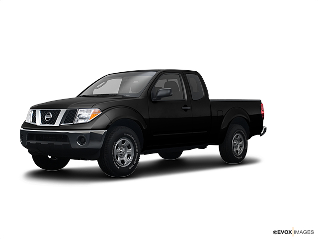 2008 Nissan Frontier Vehicle Photo in Vincennes, IN 47591