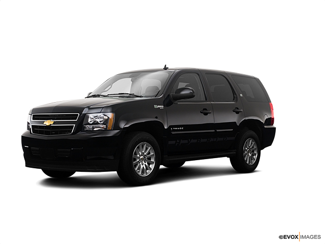 2008 Chevrolet Tahoe Hybrid Vehicle Photo in Greeley, CO 80634