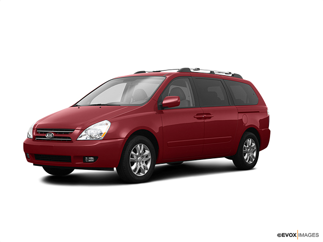 2008 Kia Sedona Vehicle Photo in Akron, OH 44303