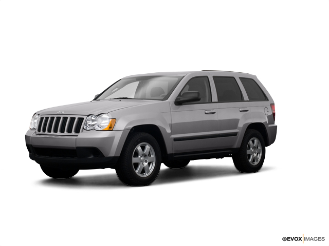 2008 Jeep Grand Cherokee Vehicle Photo in Warrensville Heights, OH 44128