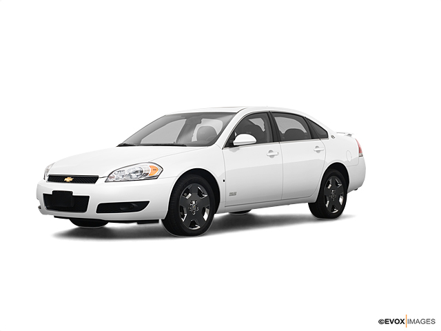 2008 Chevrolet Impala Vehicle Photo in Colorado Springs, CO 80905