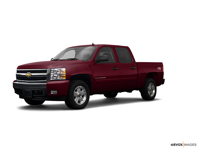 2008 Chevrolet Silverado 1500 Vehicle Photo in Baton Rouge, LA 70806