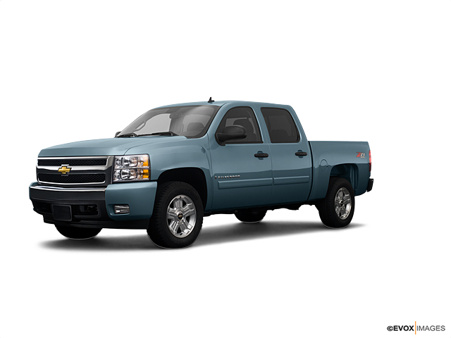 2008 Chevrolet Silverado 1500 Vehicle Photo in Greeley, CO 80634