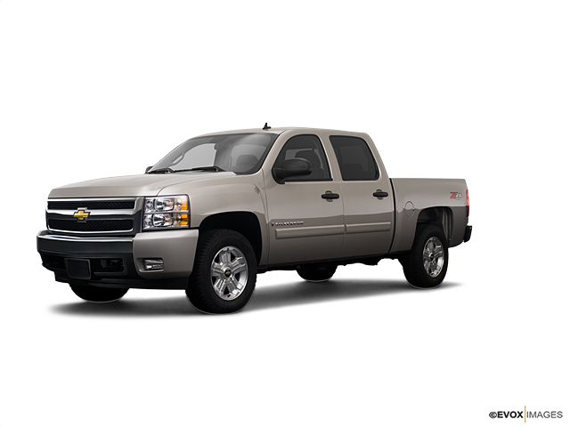 2008 Chevrolet Silverado 1500 Vehicle Photo in Spokane, WA 99207