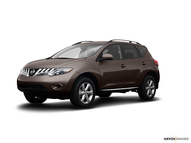 2009 Nissan Murano Vehicle Photo in Odessa, TX 79762